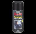 HB BODY bumper texture čierny spray 400ml